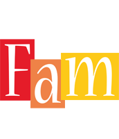 Fam colors logo