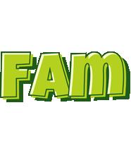 Fam summer logo