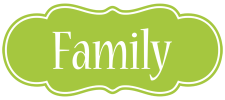 FAMILY logo effect. Colorful text effects in various flavors. Customize your own text here: http://www.textGiraffe.com/logos/family/