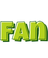 Fan summer logo