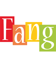 Fang colors logo