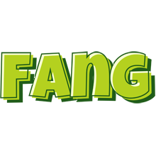 Fang summer logo