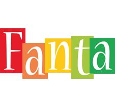 Fanta colors logo