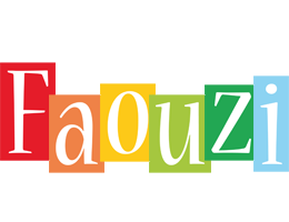 Faouzi colors logo