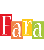Fara colors logo