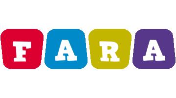 Fara kiddo logo