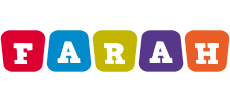 Farah kiddo logo