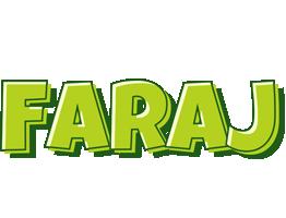 Faraj summer logo