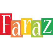 Faraz colors logo