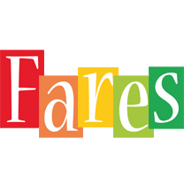 Fares colors logo