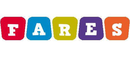 Fares kiddo logo