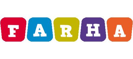 Farha kiddo logo