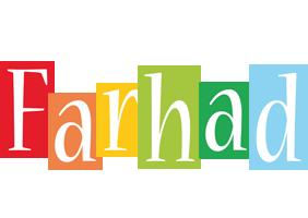 Farhad colors logo