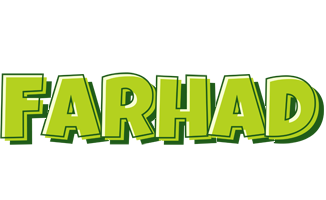 Farhad summer logo