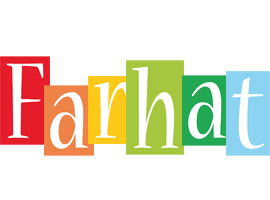 Farhat colors logo