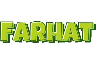 Farhat summer logo
