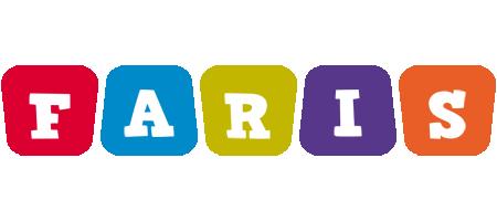 Faris kiddo logo