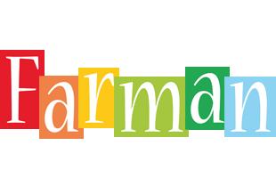 Farman colors logo