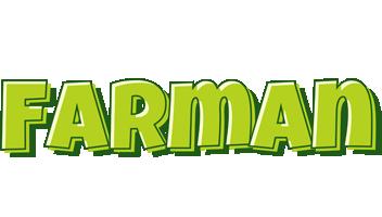 Farman summer logo