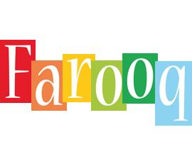 Farooq colors logo