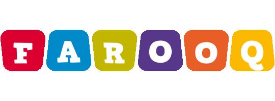 Farooq kiddo logo