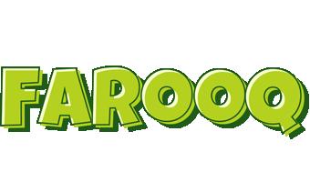 Farooq summer logo
