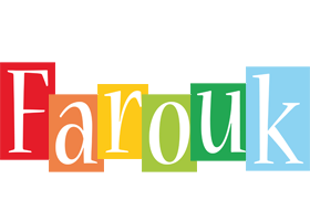 Farouk colors logo