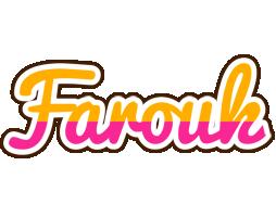 Farouk smoothie logo