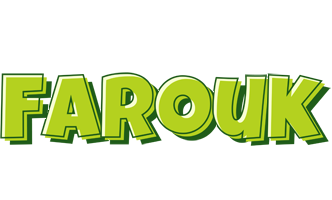 Farouk summer logo