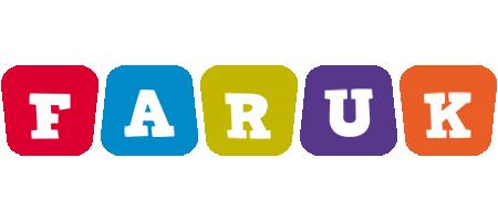 Faruk kiddo logo