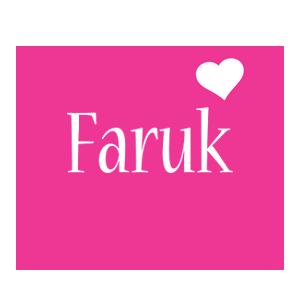 faruk logo name logo generator kiddo i love colors style