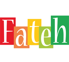 Fateh colors logo