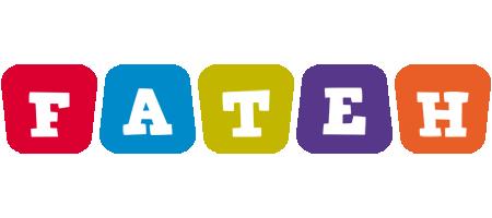 Fateh kiddo logo
