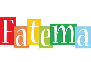 Fatema colors logo