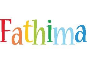 Fathima birthday logo