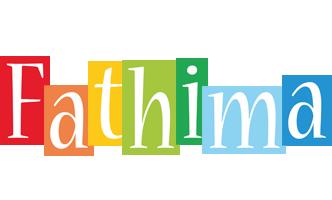Fathima colors logo