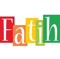 Fatih colors logo