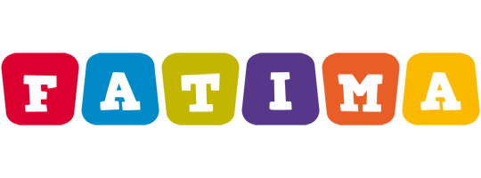 Fatima kiddo logo