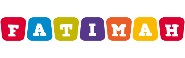 Fatimah kiddo logo