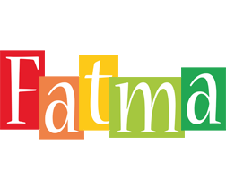 Fatma colors logo