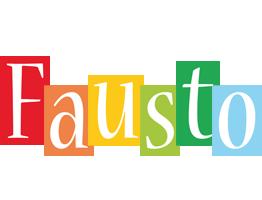 Fausto colors logo