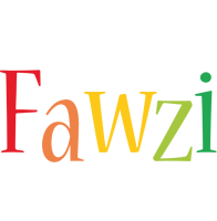 Fawzi birthday logo