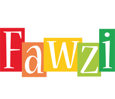Fawzi colors logo