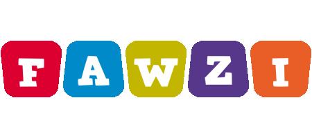 Fawzi kiddo logo
