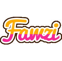 Fawzi smoothie logo
