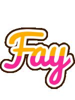 Fay smoothie logo