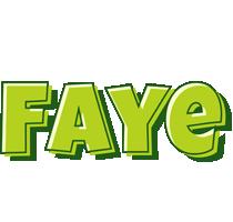 Faye summer logo