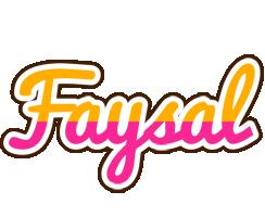 Faysal smoothie logo
