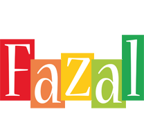 Fazal colors logo