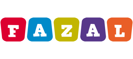 Fazal kiddo logo